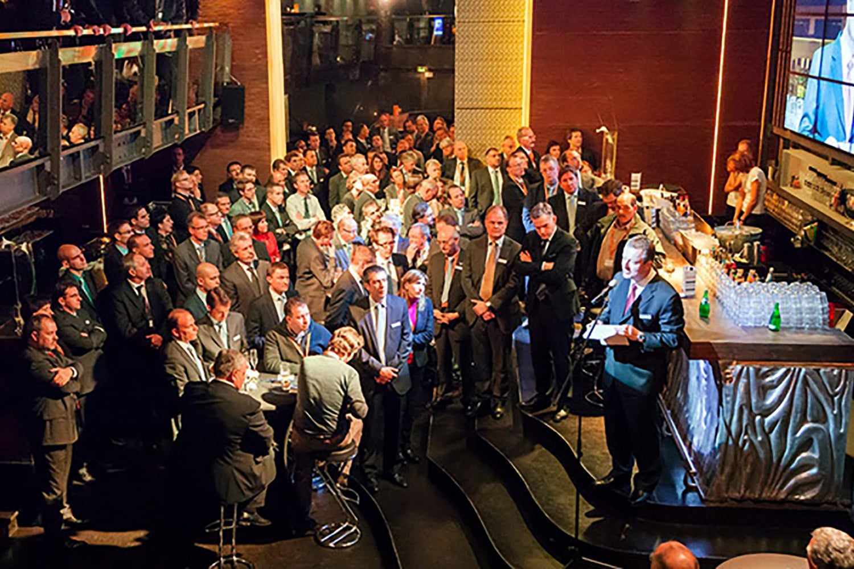 European Coatings Show 2013, ECS, Kundenevent, Wacker Night, Feier, Party, Event, Club Goija